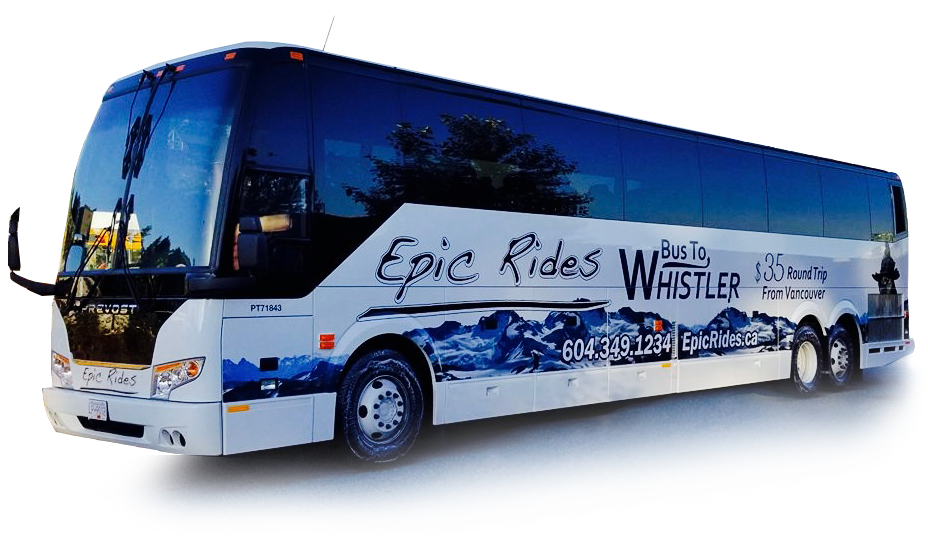 vancouver to whistler bus